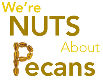 We're Nuts About Pecans